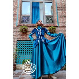 لباس آذری آبلر