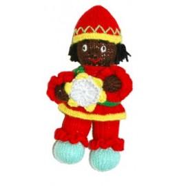 عروسک حاجی فیروزمدل شماره 1