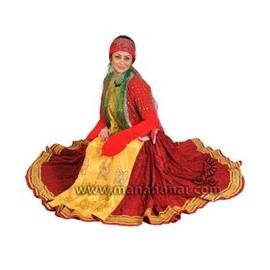 Ghashghaee costume