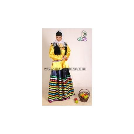 Gilanian costume