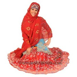 Bakhtiary Costume