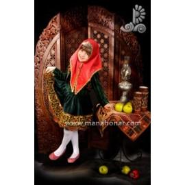 لباس قاجار مدل شماره 2