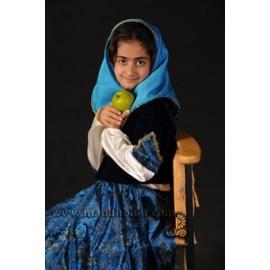 لباس قاجار مدل شماره 1