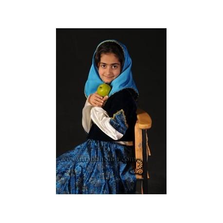 لباس قاجارمدل شماره 1