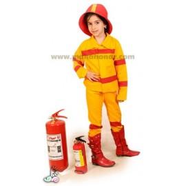 لباس آتشنشان مدل شماره 1