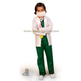 لباس دکتر کوچولو مدل شماره 1