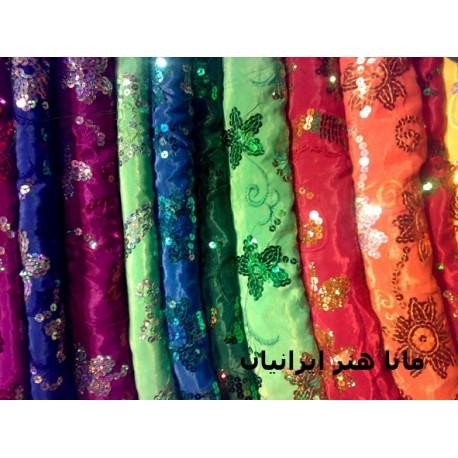 انواع پارچه برای لباس سنتی و لباس محلی 1