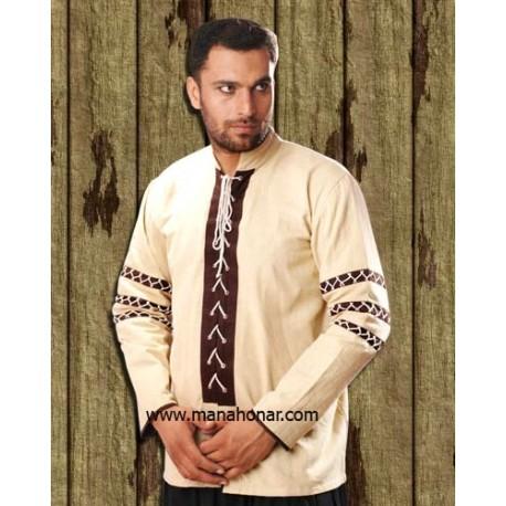 پیراهن سنتی آقایان مدل شماره 1