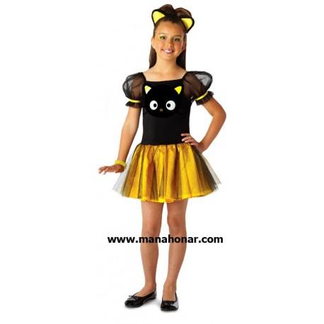 لباس دختر گربه ای 1