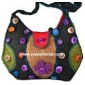 کیف دستی با دوخت سنتی