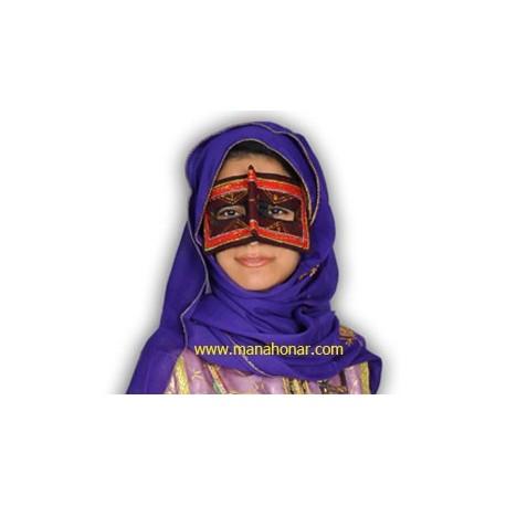 برقع پوشش زنان هرمزگان