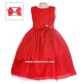 لباس گل رز مدل شماره 2
