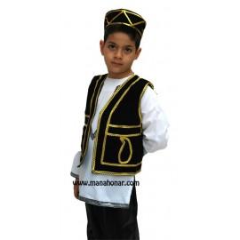 لباس محلی پسران مدل شماره 5