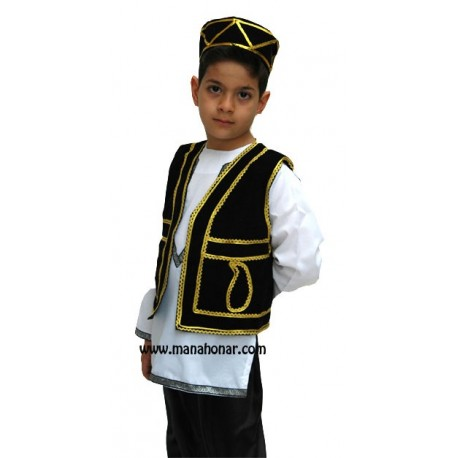 لباس محلی پسران 5