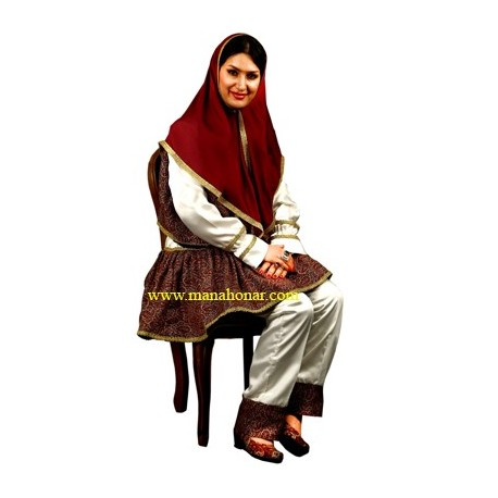 لباس قاجار 6