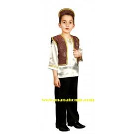 لباس سنتی پسران مدل شماره 1