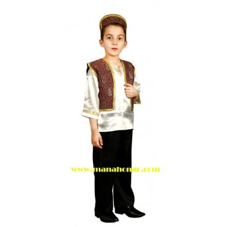لباس قاجار پسران