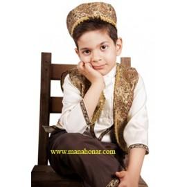 لباس سنتی پسران مدل شماره 4