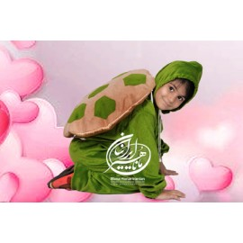 لاکپشت کوچولو