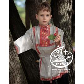 پیراهن سنتی ترکمن ایلیار