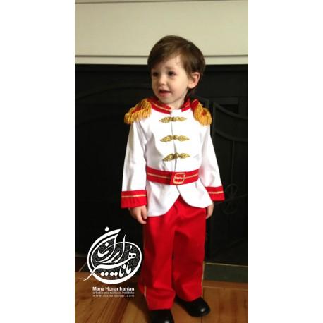 لباس کارتونی پرنس 3