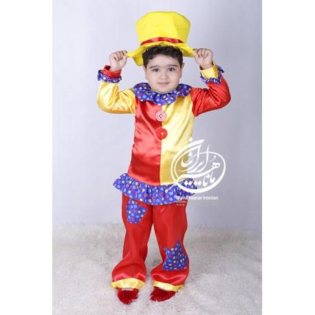 لباس نمایشی دلقک 8