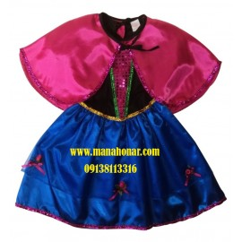 لباس شاهزاده آنا