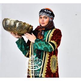 Traditional dress Lorestan