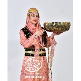Traditional Kurdish clothes