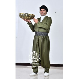 Traditional Kurdish clothes