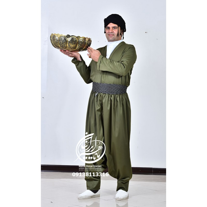 Iranian Traditional Clothing Men