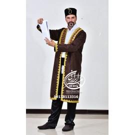 لباس قاجار آقایان مدل شماره 7