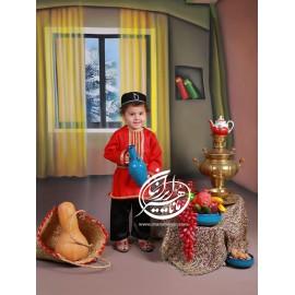 لباس سنتی پسران 6