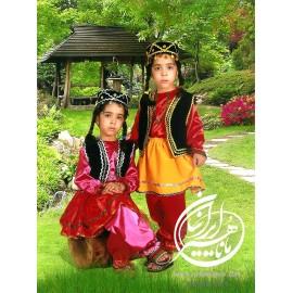 لباس محلی دختران