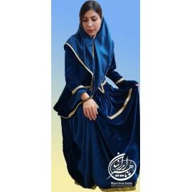 لباس قاجاری پری سلطان