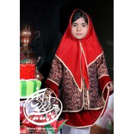 لباس قاجار سنبل 1