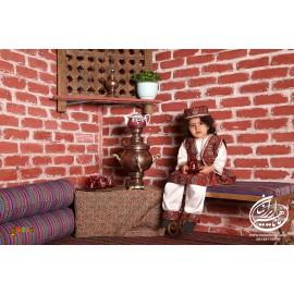 لباس کودک قاجار 2