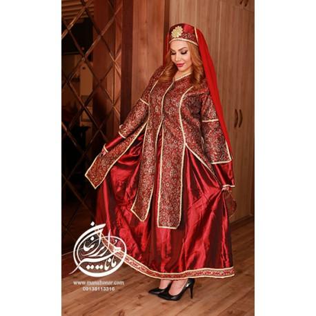 لباس سنتی آلنار
