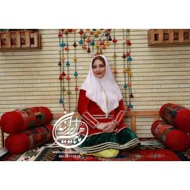 لباس قجری گلتاج