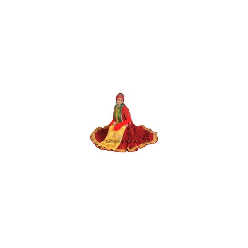 عکس لباس عروس قشقایی