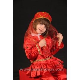 لباس حاجی فیروز با طرح پيروزك